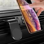 WIWU PL600 Lightweight Design Mini Car Magnetic Suction Mobile Phone Holder Bracket