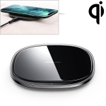 JOYROOM JR-A23 15W Square Mobile Phone Wireless Charger (Black)