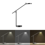 Original Huawei Smart Eye-protection Desk Lamp Pro Anti-blue Light Automatic Dimming Student Reading and Writing Table Light(Black)
