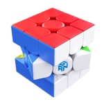 GAN330 Cube Keychain Puzzle Profissional Cube Educational Toy, Size:3x3x3cm