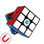 GAN356 XS Magnetic Magic Cube Speed Puzzle Cube(Black)