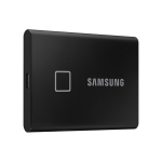 Original Samsung T7 Touch USB 3.2 Gen2 500GB Mobile Solid State Drives(Black)
