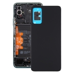 Original Battery Back Cover for Huawei Honor 30 Youth(Black)