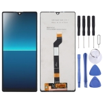 LCD Screen and Digitizer Full Assembly for Sony Xperia L4