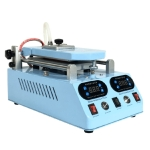 TBK-268 220V Flat Curved Screen Glass Middle Frame Separate Manual LCD Touch Screen Glass Separator Machine