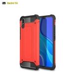 For Xiaomi Redmi 9A Magic Armor TPU + PC Combination Case(Red)
