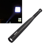 Baseball Bat Glare Flashlight Self-defense And Wolf Protection Security Equipment Aluminum Flashlight LED Flashlight, Size:Single (31CM)