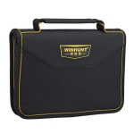 WINHUNT Hard Plate Style Electrical Hardware Network Repair Tool Bag Handbag Storage Bag, Size: L