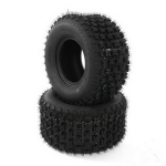 [US Warehouse] 2 PCS 21x7x10 P348 4 PLY BIAS Front ATV Tires