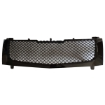 [US Warehouse] Car ABS Front Bumper Hood Mesh Grille for 2002-2006 Cadillac Escalade EST ESV