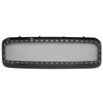 [US Warehouse] ABS Car Front Bumper Grille for 1999-2004 F250 F350