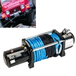 [US Warehouse] Off-Road ATV 13000LBS LFT Electric Recovery Winch Towing Synthetic Rope with Remote