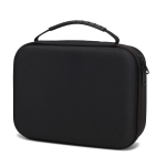 Shockproof Portable Safety Protective Box Storage Bag for DJI Osmo Mobile 4(Black)