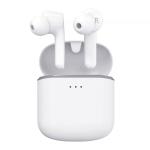 REMAX TWS-7 Bluetooth 5.0 True Wireless Bluetooth Music Earphone with Charging Box(White)