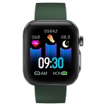 HAMTOD GT2 1.3 inch TFT IPS Screen IP68 Waterproof Smart Watch Smart Bracelet, Support Call Reminder / Heart Rate Monitoring / Sleep Monitoring(Green)