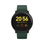 HAMTOD V15C 1.4 inch TFT IPS Screen IP67 Waterproof Smart Watch Smart Bracelet, Support Call Reminder / Heart Rate Monitoring / Sleep Monitoring(Green)