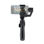 Funsnap Capture2 Outdoor Live Video Smart Triaxial Handheld Gimbal Shooting Stabilizer(Black)
