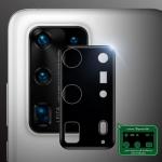 For Huawei P40 Pro+ Silk Screen Luminous Ring Back Camera Lens Film