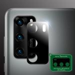 For Huawei P40 Silk Screen Luminous Ring Back Camera Lens Film