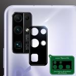 For Huawei Honor 30 Silk Screen Luminous Ring Back Camera Lens Film