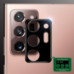 For Samsung Galaxy Note 20 Ultra Silk Screen Luminous Ring Back Camera Lens Film