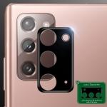 For Samsung Galaxy Note 20 Silk Screen Luminous Ring Back Camera Lens Film