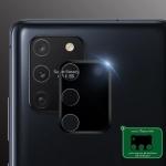 For Samsung Galaxy S10 Lite Silk Screen Luminous Ring Back Camera Lens Film