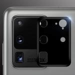 For Samsung Galaxy S20 Ultra Silk Screen Luminous Ring Back Camera Lens Film