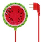 REMAX RU-S5 4 x USB Ports Multi-function Travel Home Office Socket, CN Plug, Length: 1.6m (Watermelon)