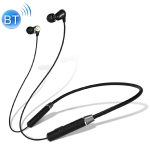 Lenovo HE08 Wireless Neck-mounted Sports Bluetooth 5.0 Earphone (Black)