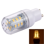 GU10 2.5W 24 LEDs SMD 5730 LED Corn Light Bulb, AC 12-80V (Warm White)
