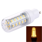GU10 3.5W LED Corn Light 36 LEDs SMD 5730 Bulb, AC 12-80V (Warm White)