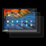 For Lenovo Yoga Tab 5 10.1 inch 2 PCS 9H HD Explosion-proof Tempered Glass Film