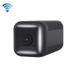 ESCAM G18 1080P Full HD Rechargeable Battery WiFi IP Camera, Support Night Vision / PIR Motion Detection / TF Card / Two Way Audio (Black)