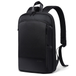 BANGE Fashion Casual Lightweight Oxford Cloth Shoulders Bag Waterproof Outdoor Travel Men Backpack(Black)