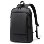 BANGE Fashion Casual Lightweight Oxford Cloth Shoulders Bag Waterproof Outdoor Travel Men Backpack(Grey)