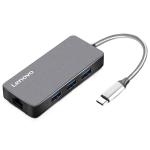 Original Lenovo HUB-C506 3 in 1 Multi-function Type-C / USB-C HUB Expansion Dock