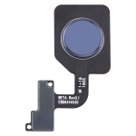 Fingerprint Sensor Flex Cable for LG G8s ThinQ LMG810 LM-G810 LMG810EAW (Black)