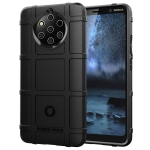 For Nokia 8.3 Full Coverage Shockproof TPU Case(Black)