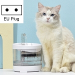 Smart Circulating Water Feeder Cat Water Dispenser Pet Supplies, Style:Smart Sensor Version(EU Plug)