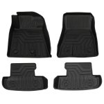 [US Warehouse] Floor Mats 98371 for Ford Mustang R1&2 Seat 2010-2014
