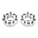 [US Warehouse] 2 PCS Hub Centric Wheel Adapters for Jeep Wrangler / Grand Cherokee 1999-2016