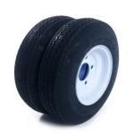 [US Warehouse] 2 PCS 4.80-8 5Lug 4PR P819 Lug Hole Bolt Replacement Tires
