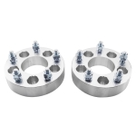 [US Warehouse] 2 PCS Hub Centric Wheel Adapters for for Jeep Compass 4WD / FWD Jeep Patriot 4WD