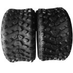 [US Warehouse] 2 PCS 22×11-10 6PR Z-118 ATV Replacement Tires