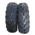 [US Warehouse] 2 PCS 23×7-10 4PR P3039 ATV / UTV Replacement Tires
