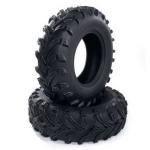 [US Warehouse] 2 PCS 26×9-14 6PR P377 ATV Replacement Tires