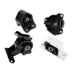 [US Warehouse] 4 PCS Car Engine Motor Mount Adapter Set for 2002-2006 Honda CR-V 2.4L A6597 / A6596 / A4504 / A4506
