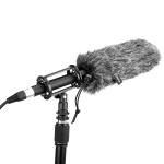BOYA BY-BM6060 Broadcast-grade Condenser Microphone Modular Pickup Tube Design Microphone