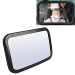 Car 360 Degree Adjustable Baby Safety Convex Mirror